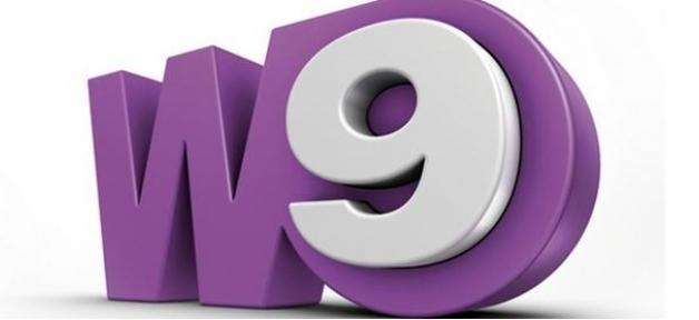 w9 logo